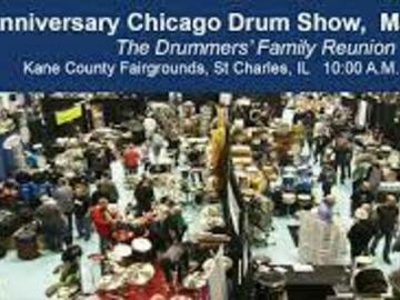 Announcement: Mike Malone's footage from the 2021 Chicago Drum Show