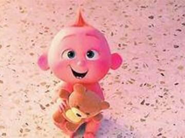VeeBee Virtual Babysitter: Babys happy