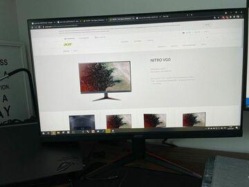 """Selling: Acer Nitro VG270 27"""" pelinäyttö - Gaming Monitor"""