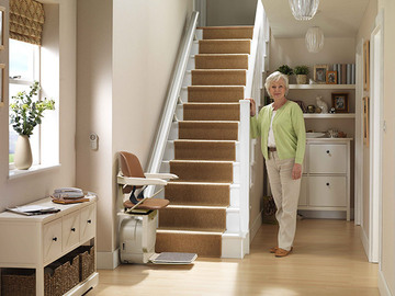 SALE: Scout Economy Straight Stairlift   Las Vegas