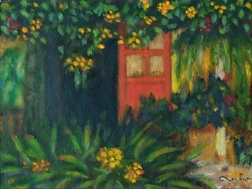 Sell Artworks: The Red Door