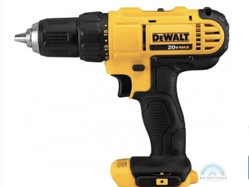 "For Sale: DEWALT 20V MAX 1/2"" COMPACT DRILL DCD771"