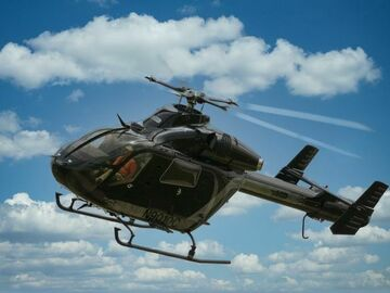 Lease: MD902 Explorer Twin Engine Helicopter