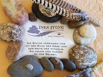 Workshop Angebot (Termine): Inka Stone Massage Ausbildung 6 Tage