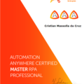 Hourly rate: RPA Developer Automation Anywhere MASTER CERTIFICATE