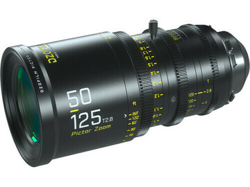 Vermieten: DZOFilm Pictor 50-125mm T2.8mm EF/PL (S35)
