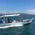 Excursion or Lesson: Boat ride to the Marietta Islands