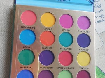 Venta: Paleta Lingerie Naughty Nights de Rude Cosmetics