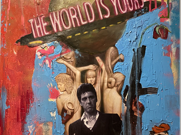 Sell Artworks: The World is your to forgive