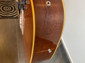 À vendre: EKO guitare acoustique année 60-70