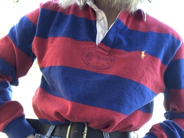For Sale: Ralph Lauren Polo/Rugby Shirt For Sale