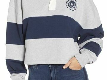 For Sale: Tommy Jeans Rugby Sweatshirt for sale