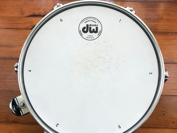 Selling with online payment: DW Drum Workshop 10 x 6 popcorn Snare