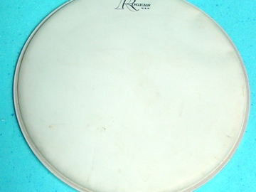 """Selling with online payment: 1960-70s ROGERS 12"""" unused white coat head"""