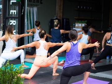 Services (Per Hour Pricing): Vinyasa Yoga