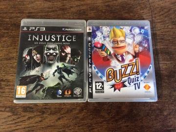 Vente: 10 Jeux PS3