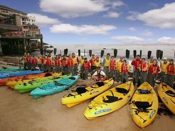 Weekly Rate: Weekly Discount for Single Kayak
