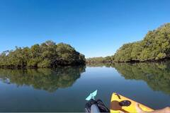 Monthly Rate: Training / try before you buy-Monthly rates for Single Kayak