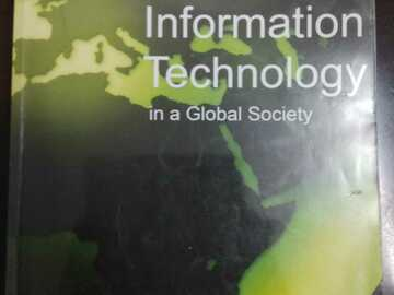Selling with online payment: Information Technology in a Global Society
