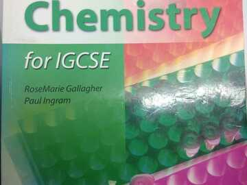 Selling with online payment: Complete Chemistry for IGCSE (Oxford)
