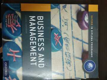 Selling with online payment: Business and Management Course Companion (Oxford)