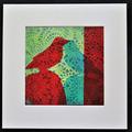 Myydään taidetta: Monoprint-teos: Läheisyys