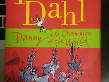 Selling with online payment: Roald Dahl: Danny the champion of the world
