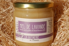 Les miels : Miel de Lavande de la Butinerie