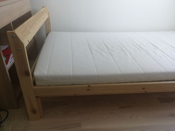 Myydään: Single bed from Ikea in an excellent shape