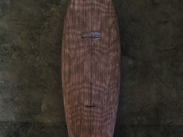 """Daily Rate: Yahoo Surfboards - 5'8"""" EPS Impersonator Model"""