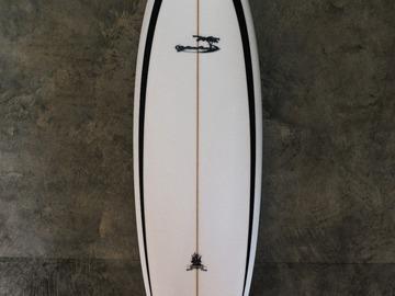 """Daily Rate: Yahoo Surfboards - 6'6"""" Blackbeard Model"""
