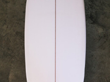 """Daily Rate: Yahoo Surfboards - 6'6"""" Red Herring Model"""