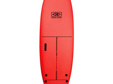 "Daily Rate: Yahoo Surfboards - 6'6"" Surf School Softboard"