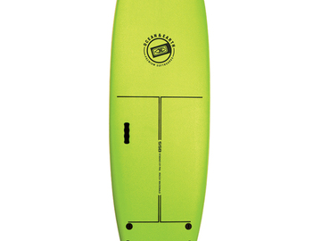 "Daily Rate: Yahoo Surfboards - 8'0"" Surf School Softboard"