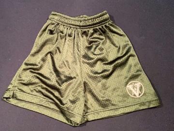 Selling A Singular Item: Camp Vega shorts
