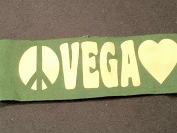 Selling A Singular Item: Camp Vega headband
