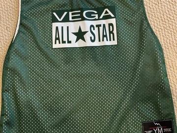 Selling A Singular Item: Camp Vega All Star tank