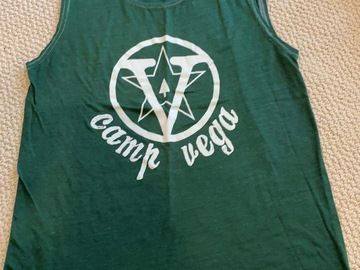 Selling multiple of the same items: Camp Vega tank top
