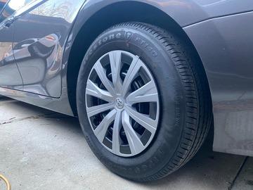 Non-TLC Rentals: Toyota Camry