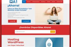 Servicio freelance: Creacion de paginas web