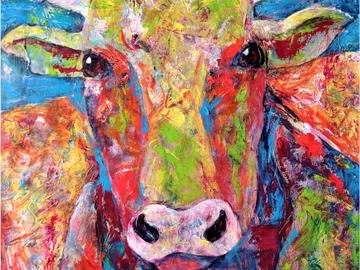 Sell Artworks: LH Bull