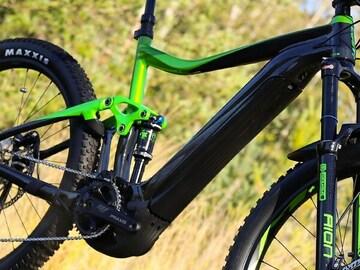 Hourly Rate: Awesome eMtn Bikes - Giant Trance E+ 3 - Explore Noosa