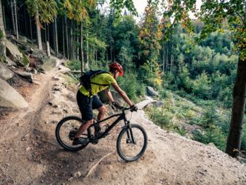 Hourly Rate: Giant Trance E+ 3 - E-Mountain Bike! Sizes S, M + L