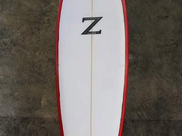 """Daily Rate: Yahoo Surfboards - Z Shapes 5'6"""" Fish"""