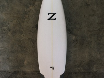 """Daily Rate: Yahoo Surfboards - Z Shapes 5'10"""" Denzel SD Model"""