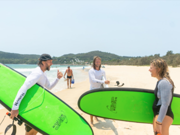 Daily Rate: Beginners Surfboard in Noosa - Daily Discount