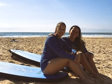 Daily Rate: 2 X Beginner Soft Surfboards Day at Noosa
