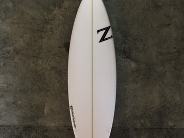 "Daily Rate: Yahoo Surfboards - Z Shapes 6'0"" Denzel Model"