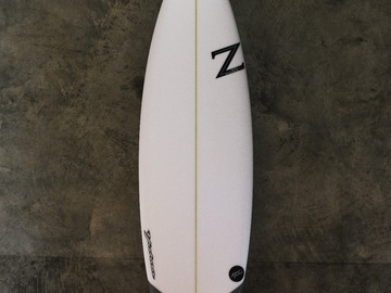 """Daily Rate: Yahoo Surfboards - Z Shapes 6'0"""" Goosebump Model"""