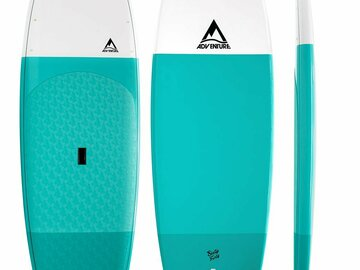 """Daily Rate: Yahoo Surfboards -  9'4"""" 60/40 Adventure SUP"""